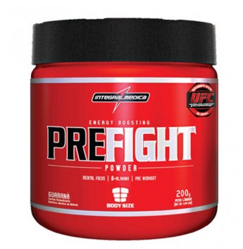 Compro Pre Fight Power (200g) - Integralmédica
