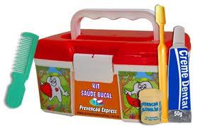 Compro Kits de saúde bucal