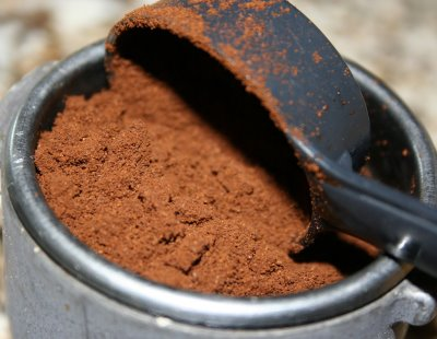 Compro Pó de café