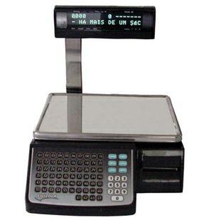 Compro Balança de última geração com impressor de código de barras embutido