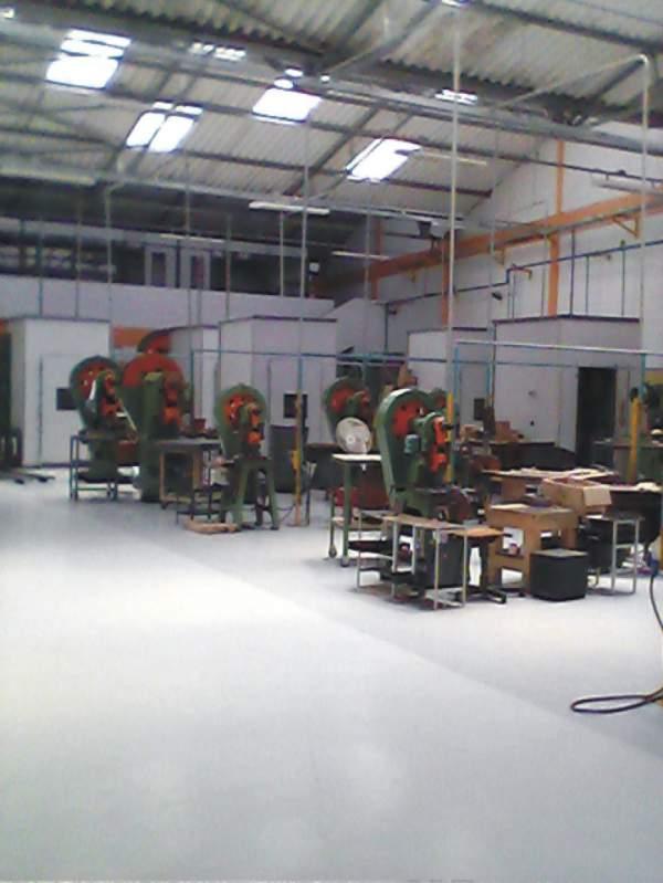Compro Cabine Acústica Industrial