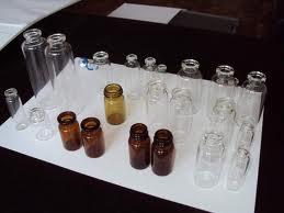 Compro Frascos, garrafas de vidro farmácia