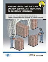 Compro Manual do uso eficiente da energia elétrica em indústrias de cerâmica vermelha