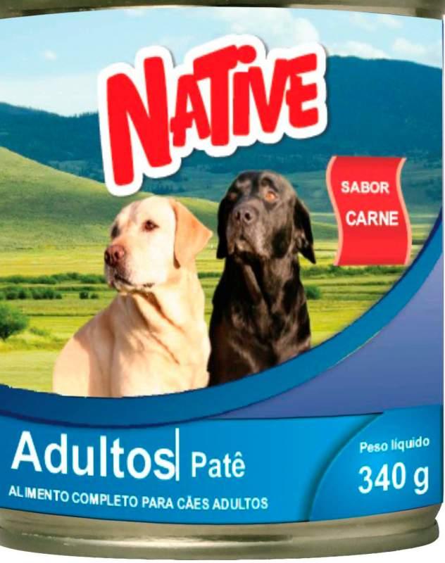 Compro PATÊ - cães adultos
