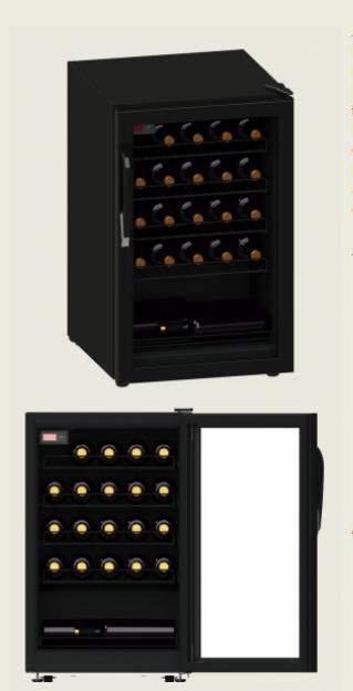 Compro Adega com COMPRESSOR - 24 garrafas - Venax