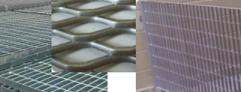 Compro Grades de piso em aço carbono
