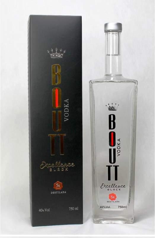 Compro Vodka BOUTT Excellence Black