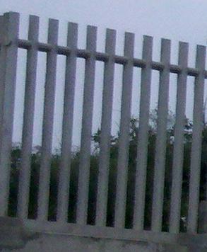 Compro Muro concreto tipo Placa