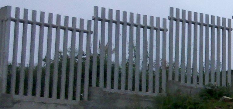 Compro Muro concreto tipo Gradil e Placas