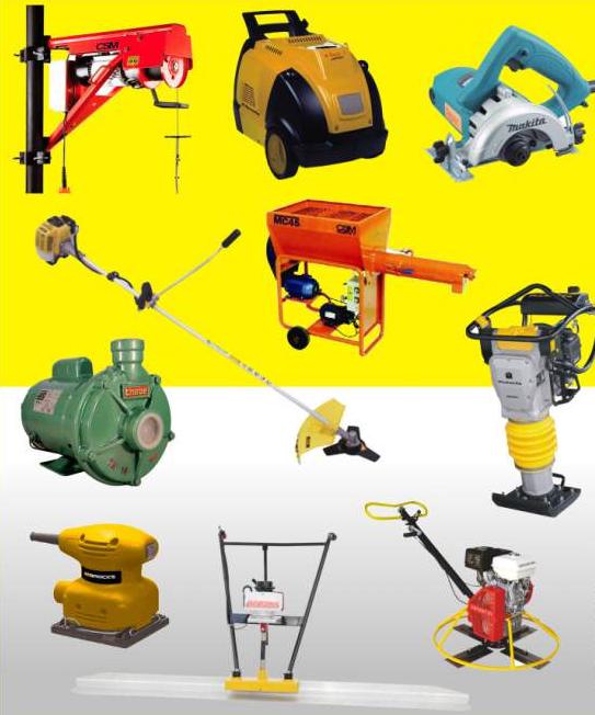 Compro Ferrro Forte Locações de equipamentos