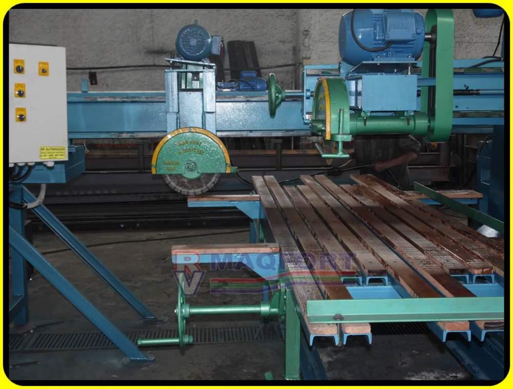 Compro Máquina de cortar mármore e granito SRF-E 5 em 1
