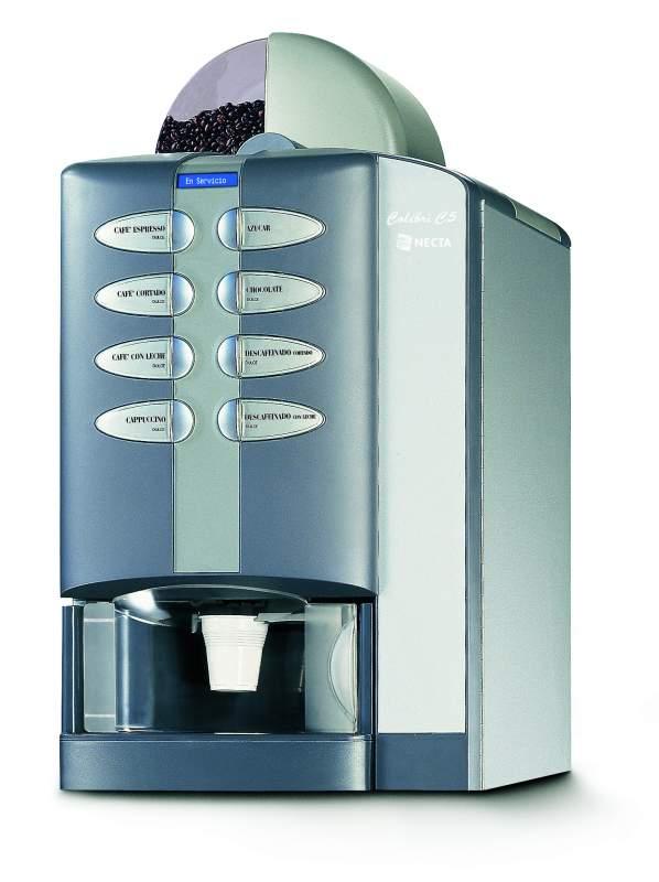Compro Colibri C5 - máquina para café expresso, chocolate, cappuccino, chá, café copm leite