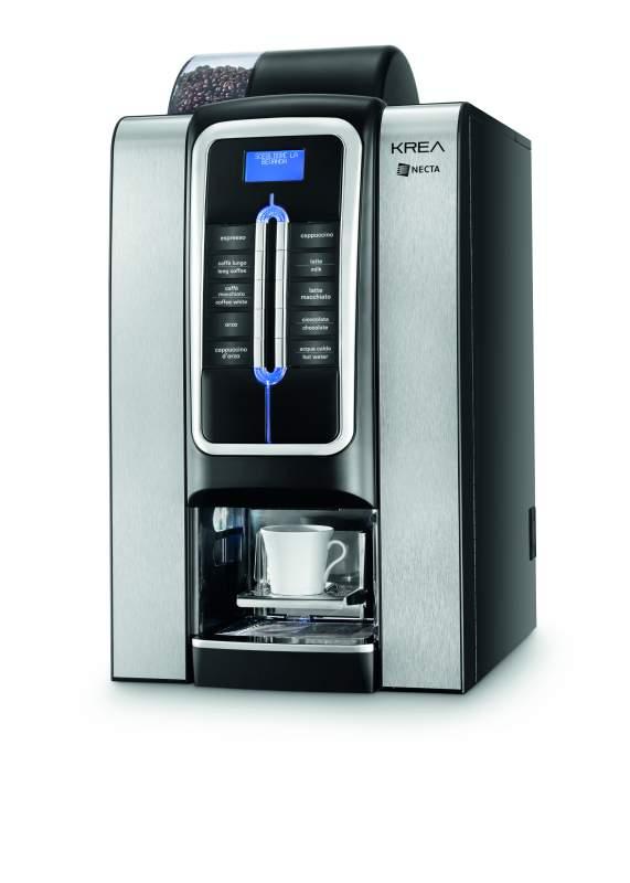 Comprar KREA - café expresso, chocolate, cappuccino, chá
