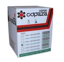 Compro Copo Desc. 180ml ABNT Branco 2500 unid. Copaza