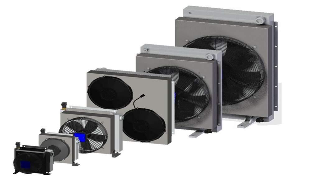 Compro Heat exchanger