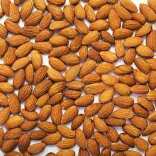 Almonds nuts