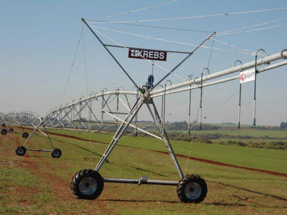 Compro Pivô Central de Irrigação
