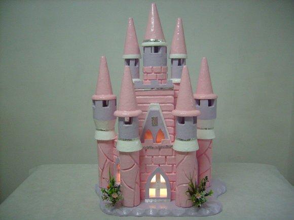 Compro Castelo para festa infantil