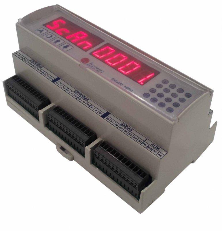 Compro Interface Analógica com 16 entradas para CLP