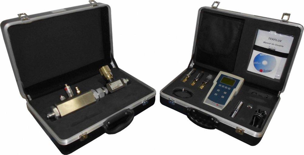 Compro Flowmeter hidráulico