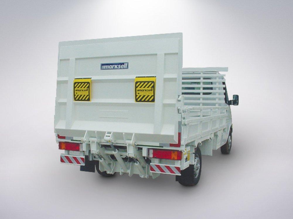 Compro Plataforma elevatória de carga veicular MKS 500 P3E