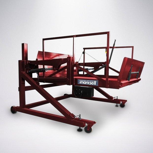 Compro 2500 DMC - Doca Móvel de Carga | Capacidade de carga: 2500kg