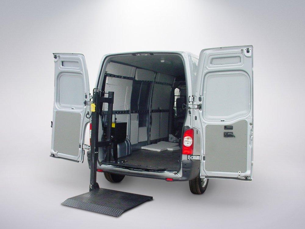 Compro Plataforma elevatória de carga veicular MKS 400 PTE