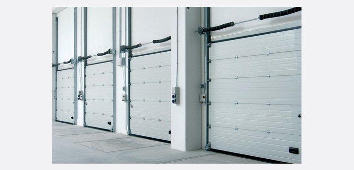 Compro Portas Seccionais e Abrigos para Docas - MY DOOR