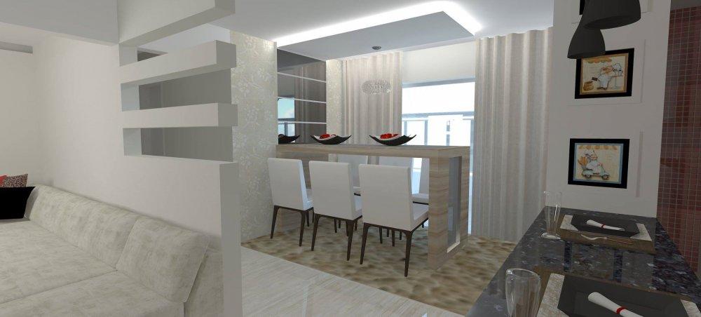 Compro Projeto de interiores com execução