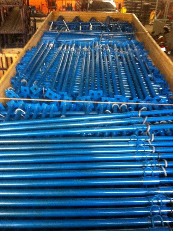 Compro Escora Metalica Resistente para Obra