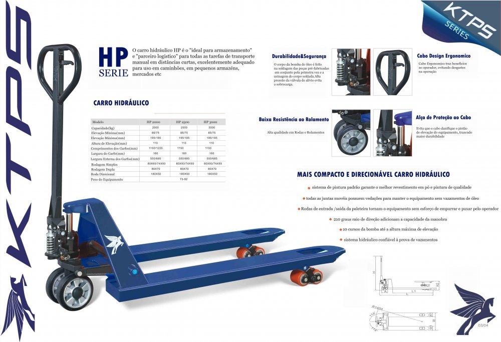 Compro Zorra Hidráulica - 2.200ton