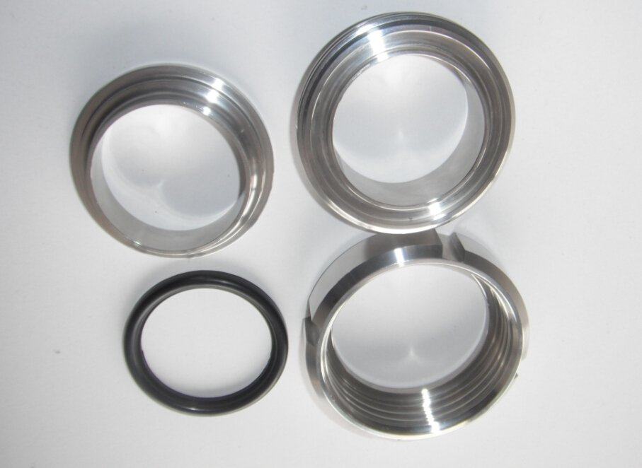 Compro Fittings for food processing equipment