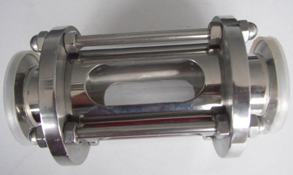Compro Sanitary Stainless Steel Welding Sight Glass