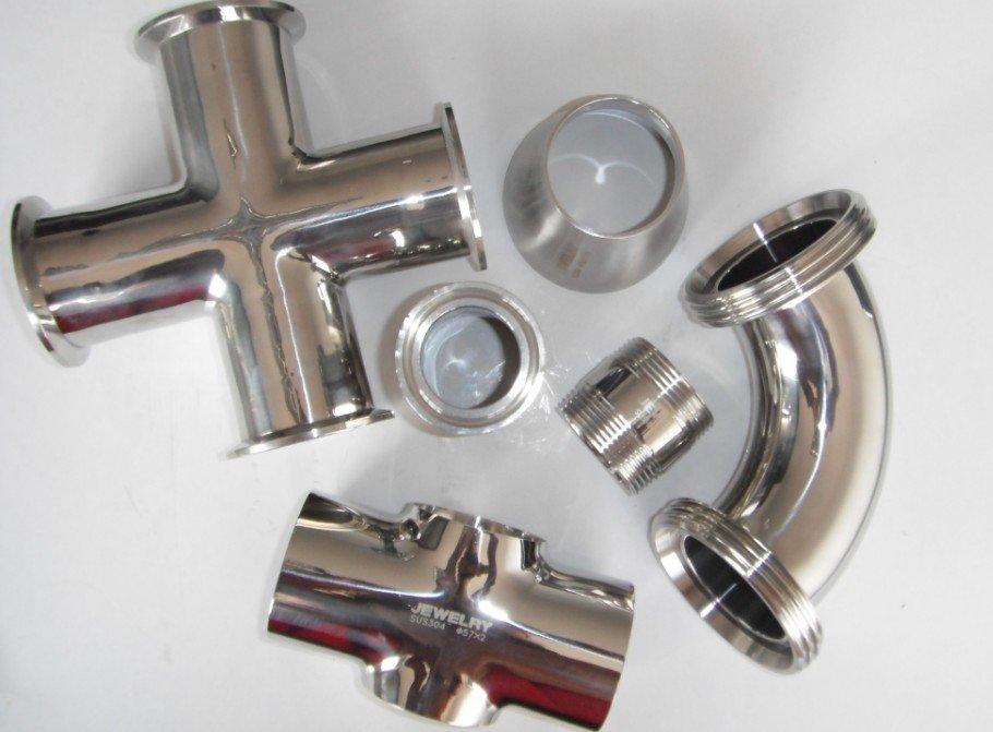 Comprar Butt-Welding Stainless Steel 45D Elbow
