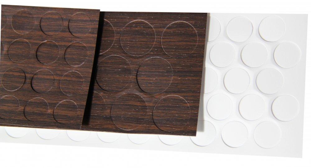 Compro Tapa Furo Adesivo PVC para móveis