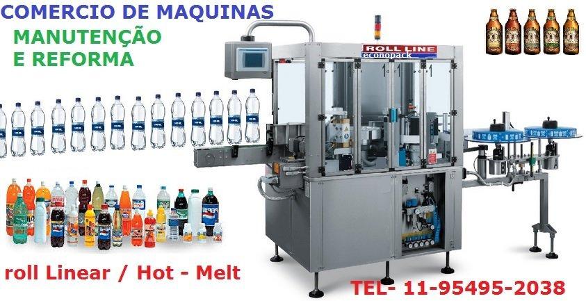 Compro ROTULOS BOPP E ROTULADORAS ENBALAGEM. PARA PET, refrigerante, agua, e outras