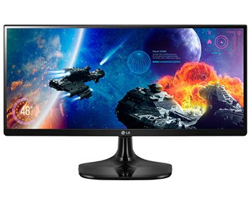 Compro MONITOR LG 25IN ULTRAWIDE FULL HD 2560X1080 VESA (25UM57-P)
