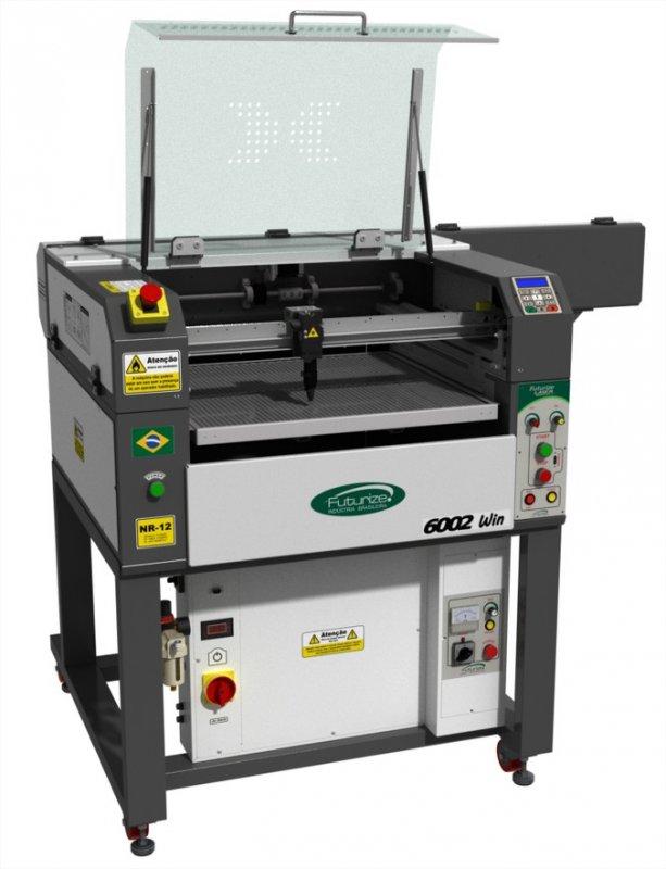 Compro Maquina de corte a Laser - FL 6002 Win
