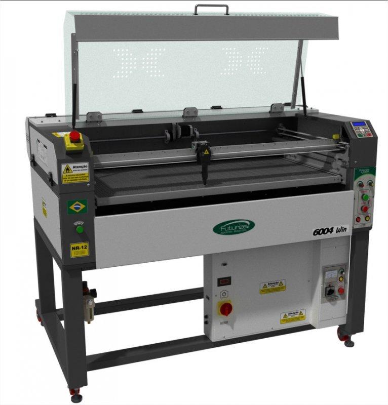 Compro Maquina de corte a laser - FL 6004 Win
