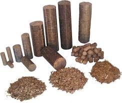 Compro Wood Briquets and pellets