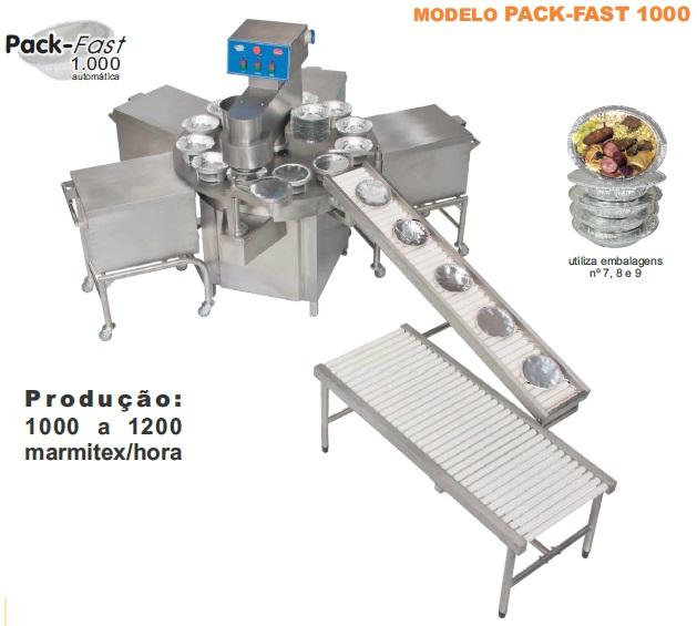 Compro Fechador automático de marmitex