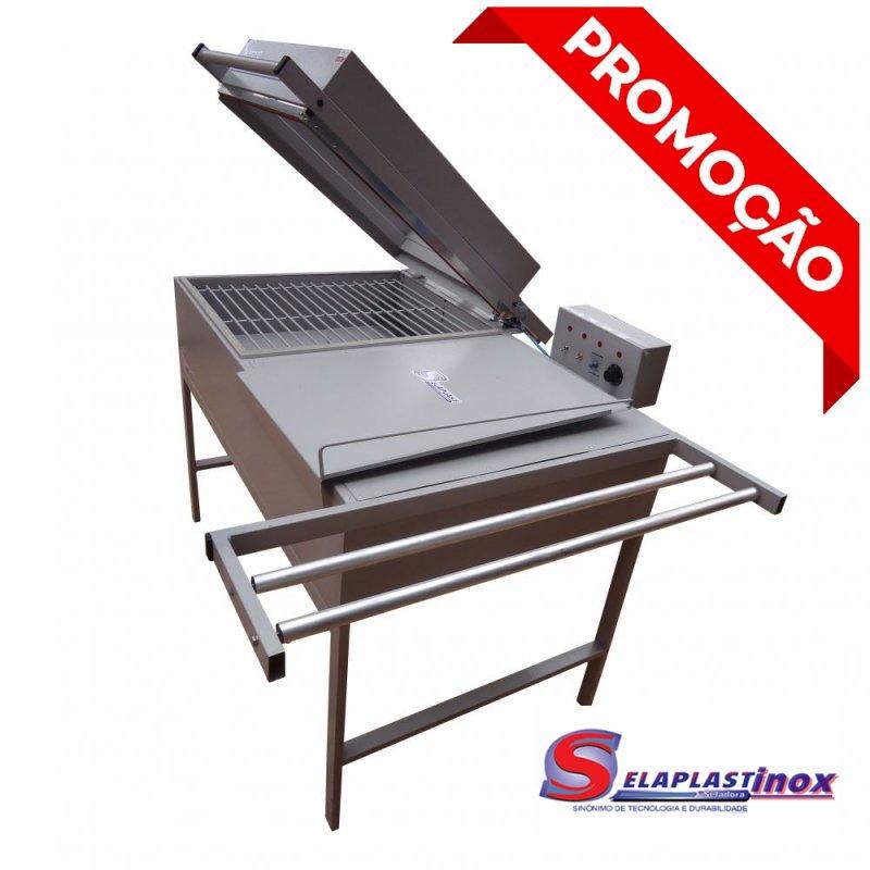 Comprar SELADORA CONJUGADA ENCOLHIVEL 100 X 070 CM 220V