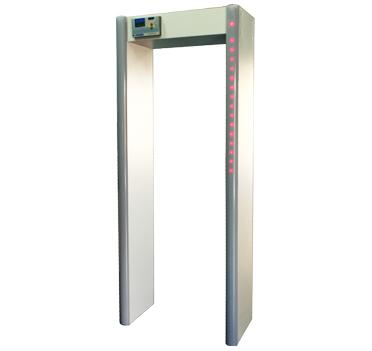 Compro DB2000 MZ - Portico Detector de Metais