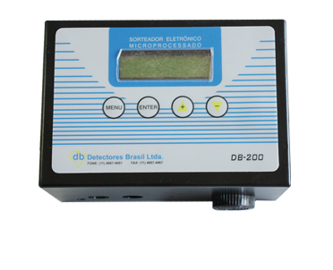 Compro DB200 - Sorteador Aleatório