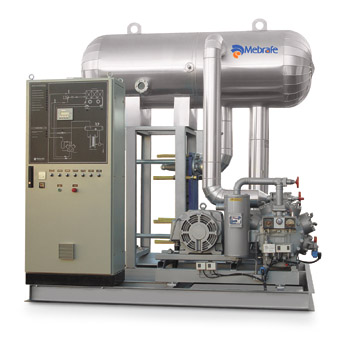 Unidades de resfriamento de líquidos com trocador de placas.