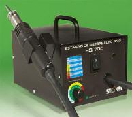Compro ESTAÇÃO DE RETRABALHO SMD - Modelo HS-700 - STEINEL