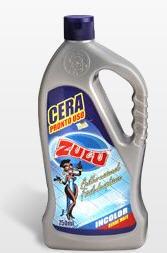 Compro Cera Zulu Pronto Uso Incolor