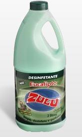 Compro Desinfetante Zulu Eucalipto