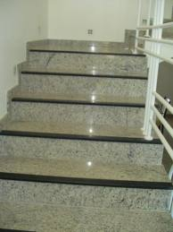 Compro Escadas de mármore e granito