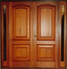 Compro Portas de madeira